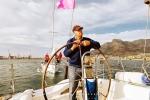 Sport - Aye-Aye Captain! Table Bay Harbour, South-Africa - Kodak ColorPlus 200