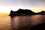 Landscape - Hout Bay Sunset, Chapman's Peak Drive, TMNP, Hout Bay, South-Africa - Kodak ColorPlus 200