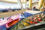 Lobby, 1st Floor, Burj Al Arab, Dubai, UAE