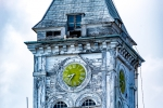 House of Wonders Clock Tower, Stone Town, Zanzibar, Tanzania