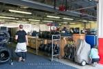 2017 Dubai 24H - Team Garage