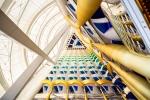The Atrium View From 1st Floor, Burj Al Arab, Dubai, UAE