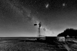 The Starry WIndmill, Rogge Cloof, Sutherland, South-Africa