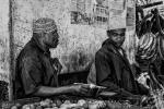 The Vendor, Darajani Market, Stone Town, Zanzibar, Tanzania