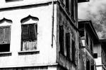 Afro-Arabic Windows, Stone Town, Zanzibar, Tanzania