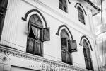 East Africa Trading's Windows, Stone Town, Zanzibar, Tanzania