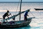 Two Fisherman, Nungwi, Zanzibar, Tanzania