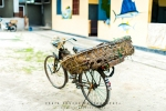 Bicycle, Nungwi, Zanzibar, Tanzania