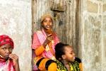 Sisters, Nungwi, Zanzibar, Tanzania