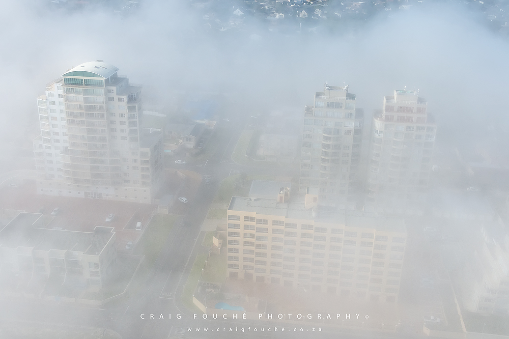 Misty Towers, Blaauwbergstrand, Cape Town, South Africa