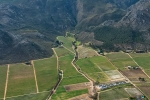 Aerial Photography, Franschhoek Surrounds, South-Africa