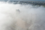 Fogged Out, Blaauwbergstrand, Cape Town, South Africa