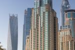 Cayan & Princess Towers, Dubai Marina, UAE