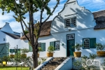 Cape Dutch Historical Homes, Kerk Straat, Tulbagh, South-Africa
