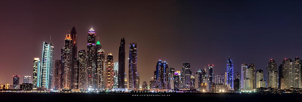 Dubai Panorama, Dubai, UAE