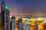 City Towers, Dubai Marina, Dubai, UAE