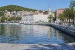 Panoramic View - Split, Croatia
