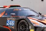 2017 Dubai 24H - Reiter Engineering - Naomi Schiff Car - Pit Lane