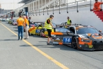 2017 Dubai 24H - Pit Lane Line Up