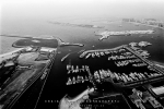 Cityscape Photography - Palm Jumeirah From Cayan Tower, Dubai, UAE - Fujifilm Acros 100