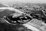 Cityscape Photography - Jumeirah Beach Hotel From Burj Al Arab, Dubai, UAE - Fujifilm Acros 100