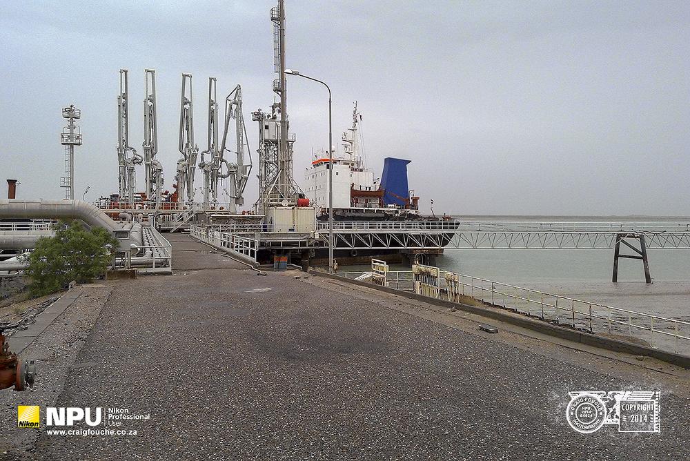 Umm Qasr Port Terminal, Umm Qasr, Iraq