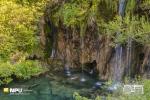 Waterfall, Plitvice Lakes National Park, Plitvička Jezera, Croatia