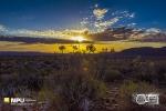 Tankwa Karoo Sunset, Calvinia, South-Africa