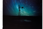 Pumping Stars, Rogge Cloof, Sutherland, South-Africa - Kodak Portra 400