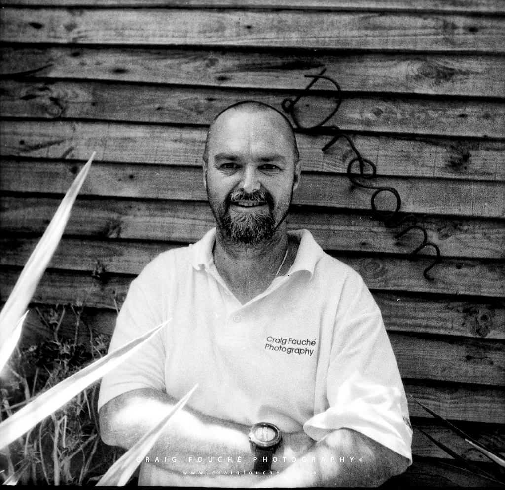 Craig, The Studio Barn, Barrydale, South-Africa - Rerapan 400