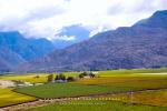Landscape - Autumn Colours, Hex River Valley, South-Africa - Kodak Ektar 100