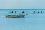 Traditional Zanzibari Fisherwomen, Nungwi, Zanzibar, Tanzania