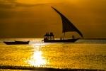 On Golden Waters, Nungwi, Zanzibar, Tanzania