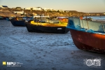 Fishing Boats Sunrise - Paternoster, West Coast / Weskus, South-Africa