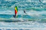 Windsurfer, Blaauwbergstrand, South-Africa