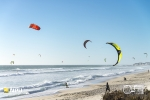 Kite Surfing, Blaauwbergstrand, Cape Town, South-Africa
