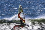 Windsurfer, Cape of Good Hope, South-Africa