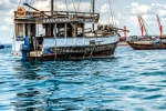 Dhow Charters, Stone Town, Zanzibar