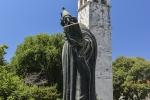 Gregorius of Nin Statue by Ivan Mestrovic, Split, Croatia