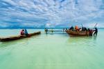 Fisherman Returning, Nungwi, Zanzibar, Tanzania