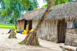 Traditional House, Nungwi, Zanzibar, Tanzania