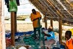 Pole-pole, Fisherman, Nungwi, Zanzibar, Tanzania