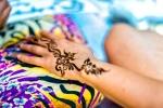 Henna Art, Nungwi, Zanzibar, Tanzania