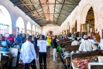 Fish Market, Darajani Market, Stone Town, Zanzibar, Tanzania