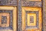 Christ Church Anglican Cathederal Doors, Stone Town, Zanzibar, Tanzania