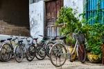 Bicycles, Stone Town, Zanzibar, Tanzania