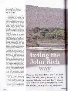 SA 4x4 Feb 2006