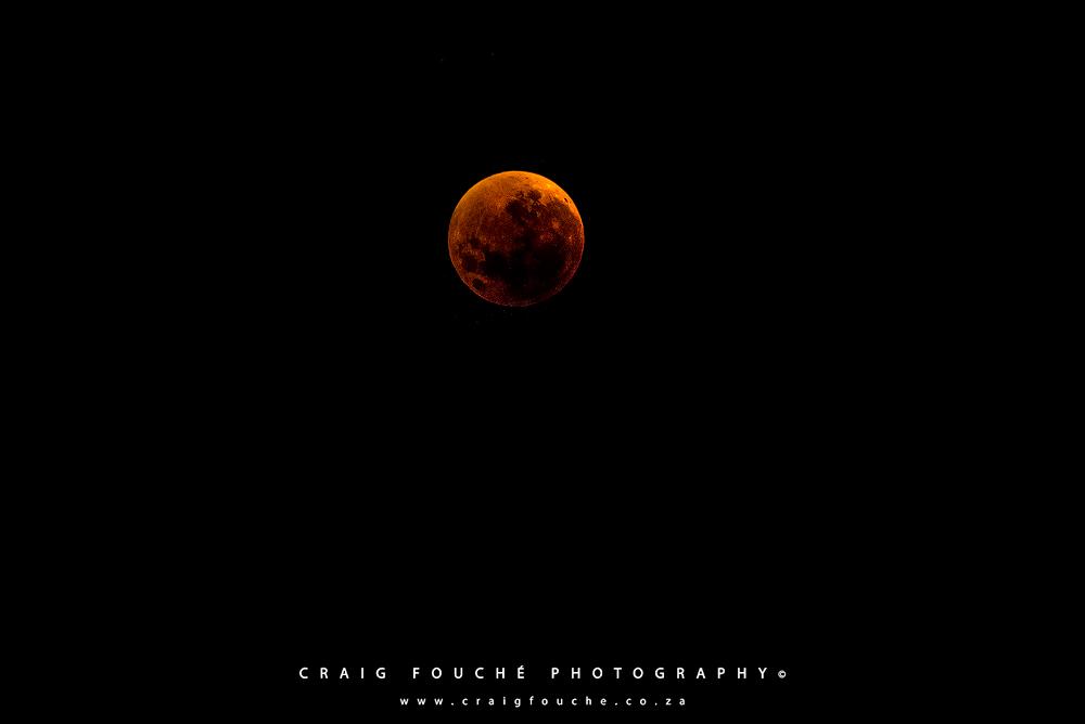 Sep 28'2015 Blood Moon