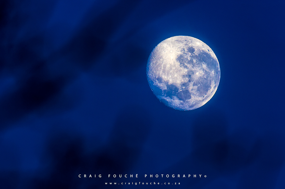 Photography And The Moon