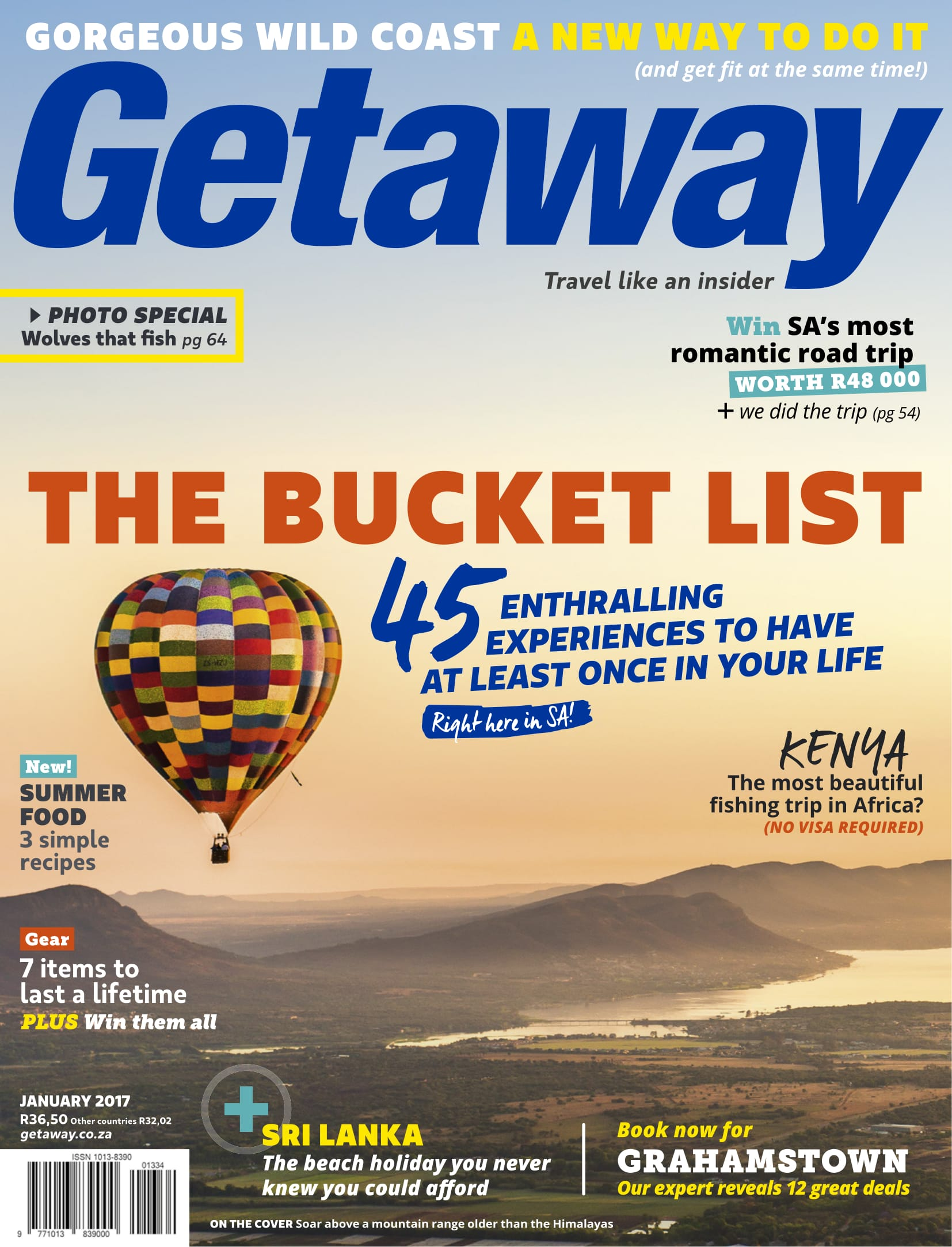 Getaway Magazine Gallery Competition 2016 Winners